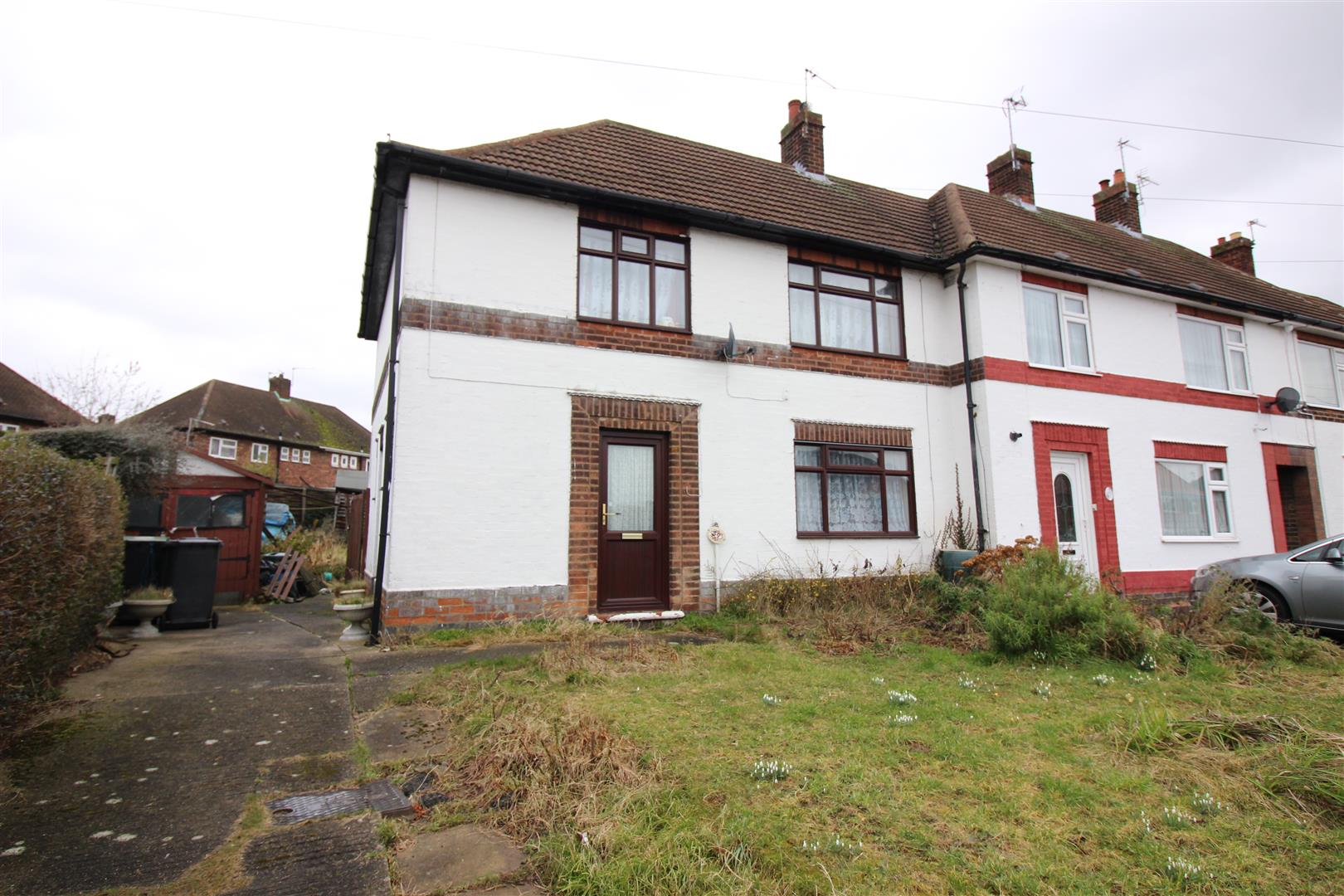 3 Bedrooms End Of Terrace House for sale in New Eaton Road, Stapleford